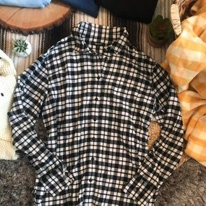 MADEWELL CHECKERED FLANNEL
